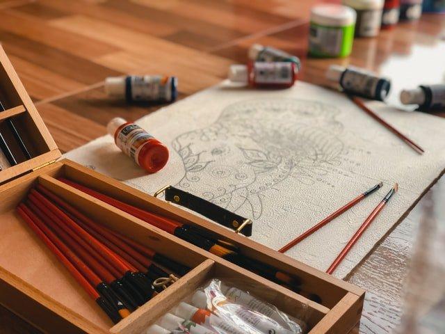 Consejos útiles para pintar cuadros acrílicos de manera sencilla